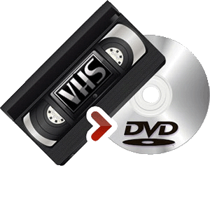 Convert Analogue Video to DVD, Blu-ray or USB Stick